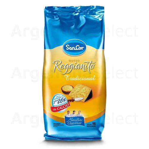 Queso Rallado Reggianito Sancor x 190 gr. Argentina Select.