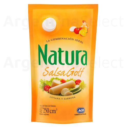 Natura Original Salsa Golf Sauce, 250 g / 8.81 oz. Argentina Select.