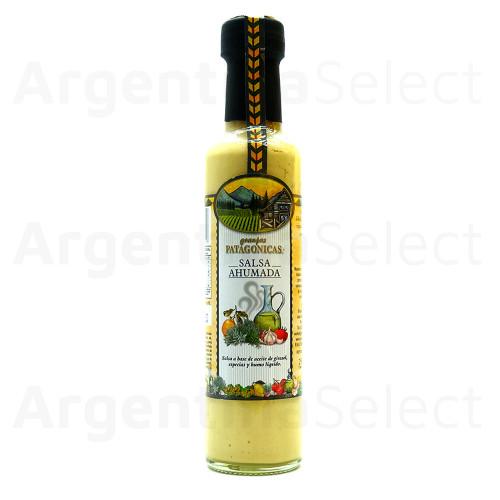 Granjas Patagónicas Salsa Ahumada, 250 g / 8.81 oz. Argentina Select.