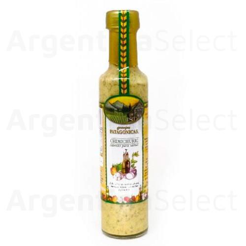Granjas Patagónicas Salsa Chimichurri, 250 g / 8.81 oz. Argentina Select.