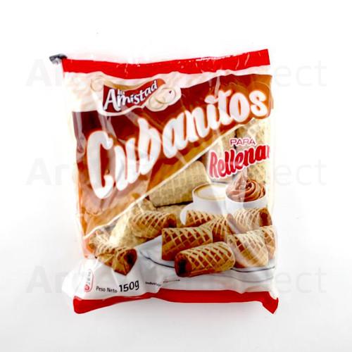 Cubanitos para Rellenar x 150 gr. Argentina Select.