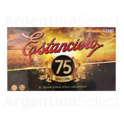 El Estanciero Juego de Mesa 75 Aniversario. Argentina Select.