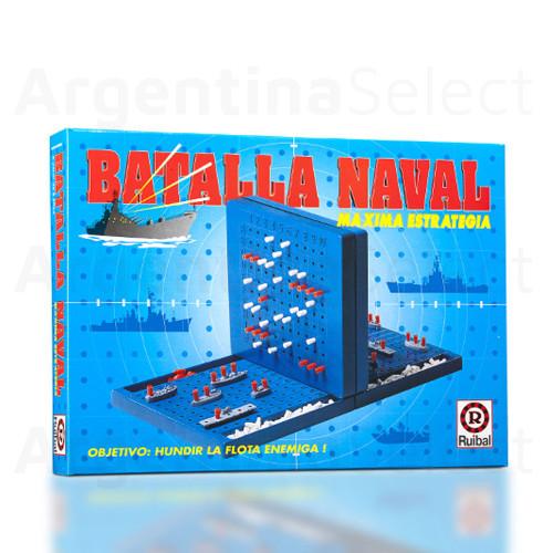 Batalla Naval Juego de Mesa de Estrategia. Argentina Select.