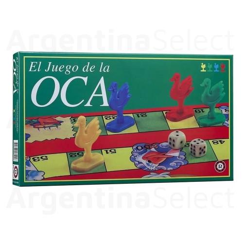 Juego de la Oca Juego de Mesa Original. Argentina Select.