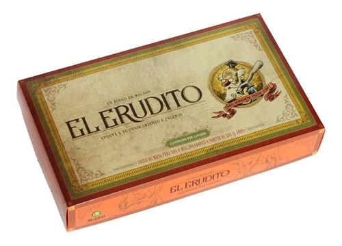 Juego De Mesa El Erudito Maldon Original
