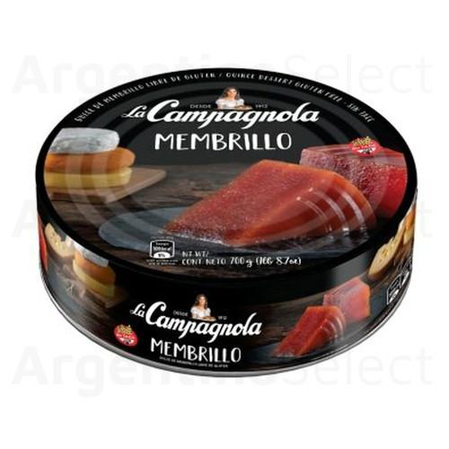 La Campagnola Dulce de Membrillo Classic Quince Jelly en Lata, 700 g / 24.7 oz. Argentina Select.