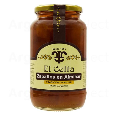 El Celta Zapallo En Almibar x 800 gr.