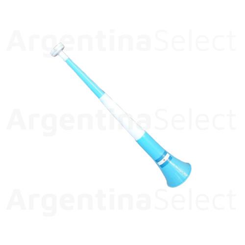 Vuvuzela Cornetón de Cancha de Argentina Tamaño Chico. Argentina Select.