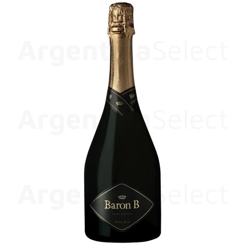Champagne Baron B Extra Brut. 750 ml. Argentina Select.