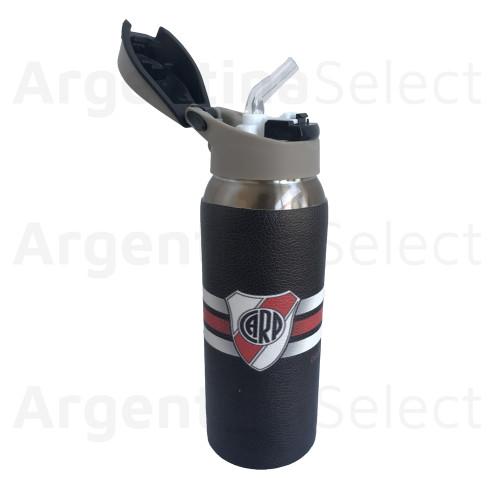 Botella Deportiva River Plate 350ml. / 11.83oz. Argentina Select.