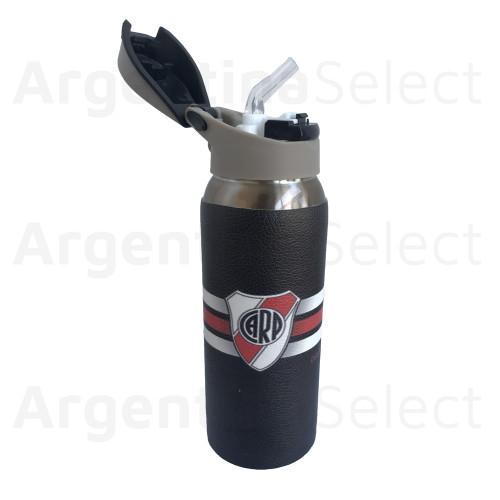 Botella Deportiva River Plate 500ml. / 16.90oz. Argentina Select.