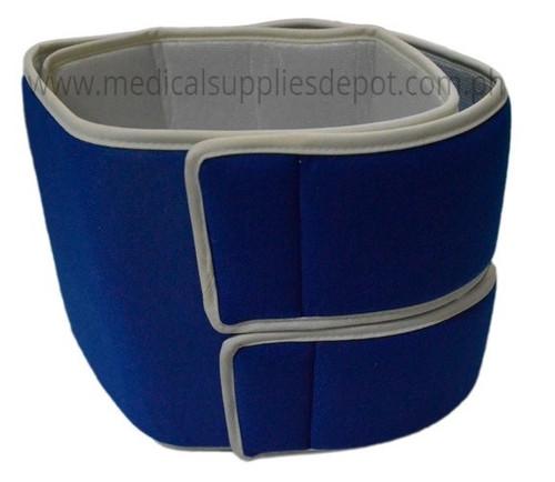 ABDOMINAL BINDER BLUE