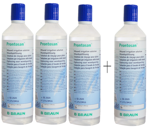 BUY PRONTOSAN® 350ML SETS OF 3 + 1 BOTTLE