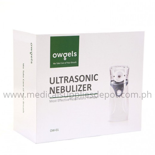 OWGELS PORTABLE NEBULIZER