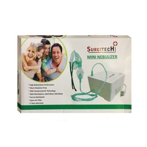 SURGITECH MINI NEBULIZER