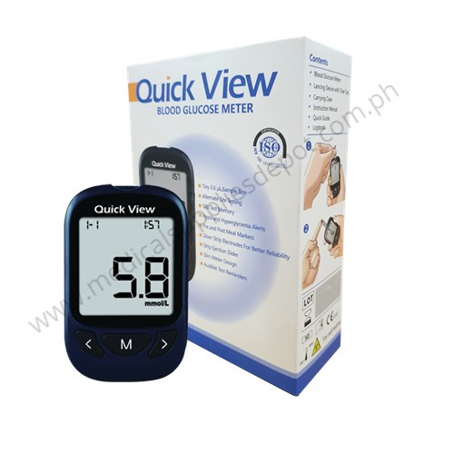 QUICK VIEW METER (USA)