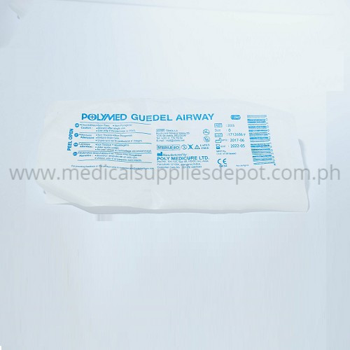 POLYMED GUEDEL AIRWAY