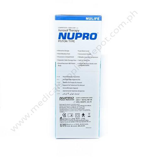 NULIFE COMPACT NEBULIZER NUPRO