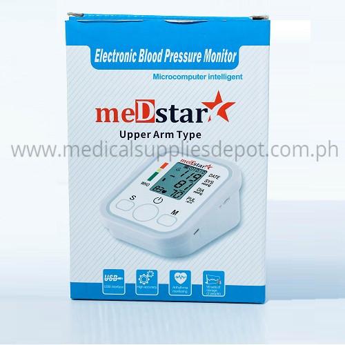 MEDSTAR DIGITAL BP W/ ADAPTER