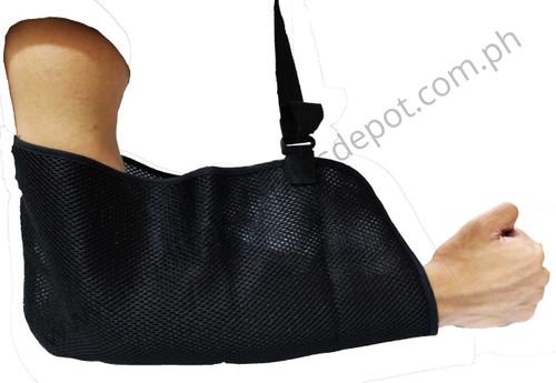 ARM SLING (BLUE & BLACK)
