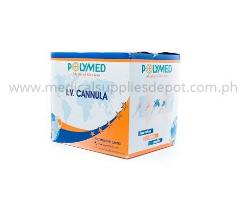 POLYMED IV CANNULA G26
