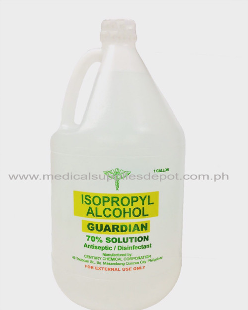 GUARDIAN 70% ISOPROPYL ALCOHOL 1 GALLON