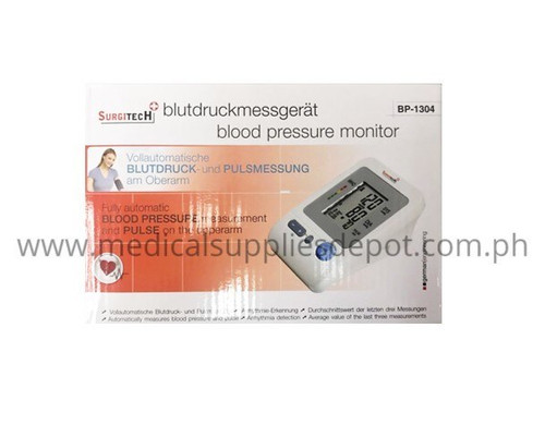 SURGITECH AUTOMATIC BLOOD PRESSURE MONITOR