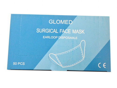 FACEMASK 3-PLY 50'S 12.12