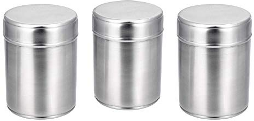 COTTON BALL CANISTER 3 SETS