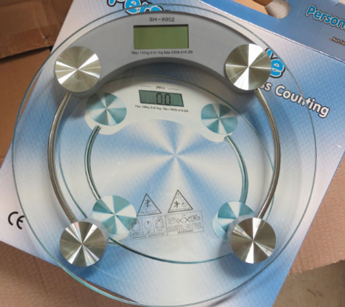GLASS SCALE ELECTRONIC