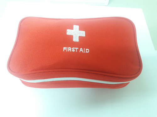 FIRST AID KIT BIG POUCH SET 1