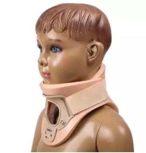 CHILDREN PHILADELPHIA CERVICAL COLLAR TRACHEOSTOMY FOAM BREATHABLE NECK BRACE SUPPORT FOR CERVICAL SPINE FRACTURE REHABILITATION