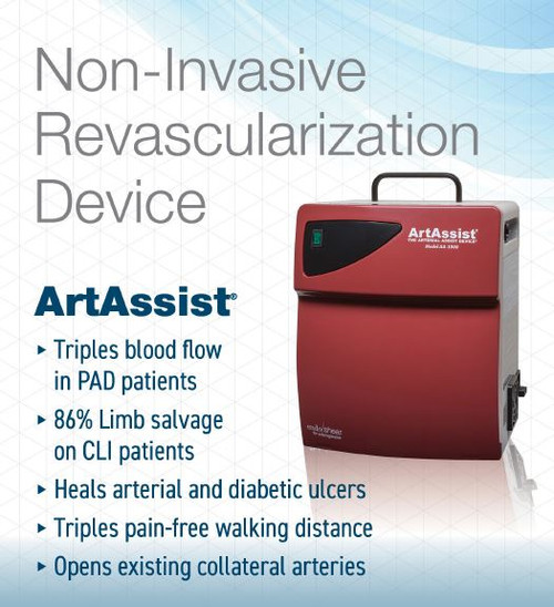 ArtAssist®… The Arterial Assist Device®