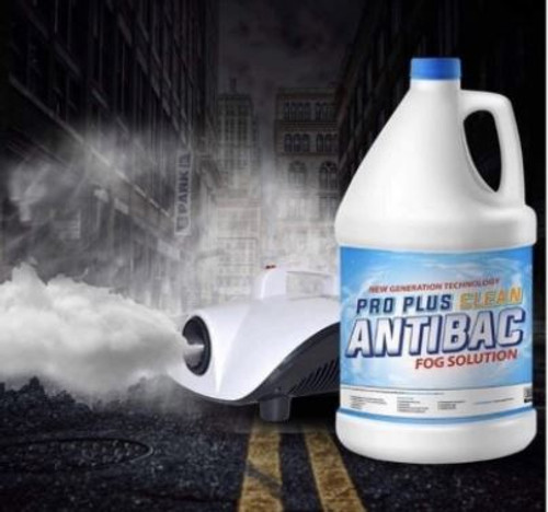 PRO PLUS CLEAN ANTIBAC FOGGING SOLUTION 1 GALLON