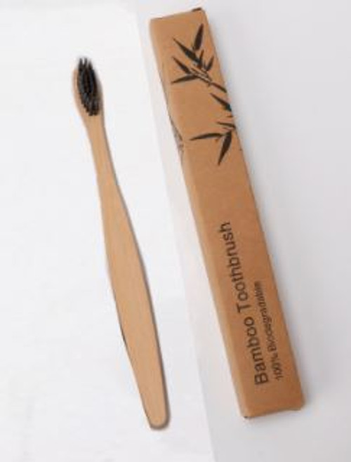 BAMBOO TOOTHBRUSH (ECO-FRIENDLY)