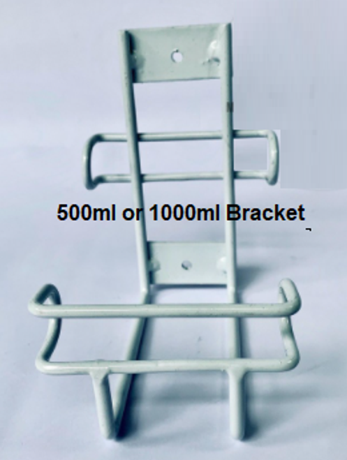 ALCOHOL BRACKET FOR 500ML OR 1000ML