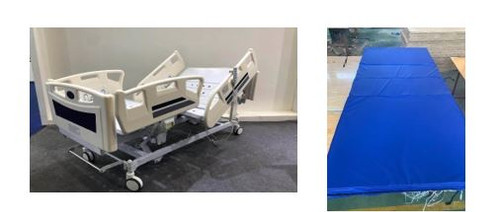 ELECTRIC FIVE FUNCTION HOSPITAL BED