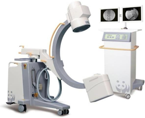 HIGH FREQUENCY C-ARM X-RAY SYSTEM