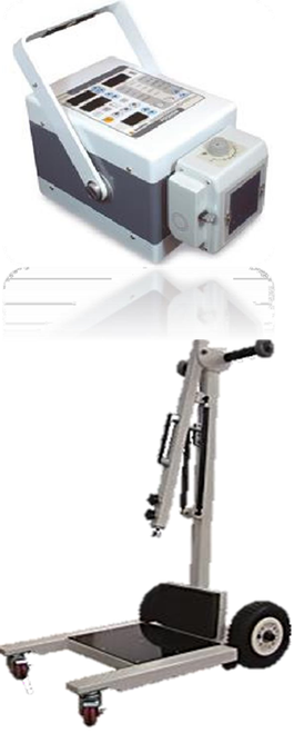 PORTABLE MOBILE X-RAY SYSTEM