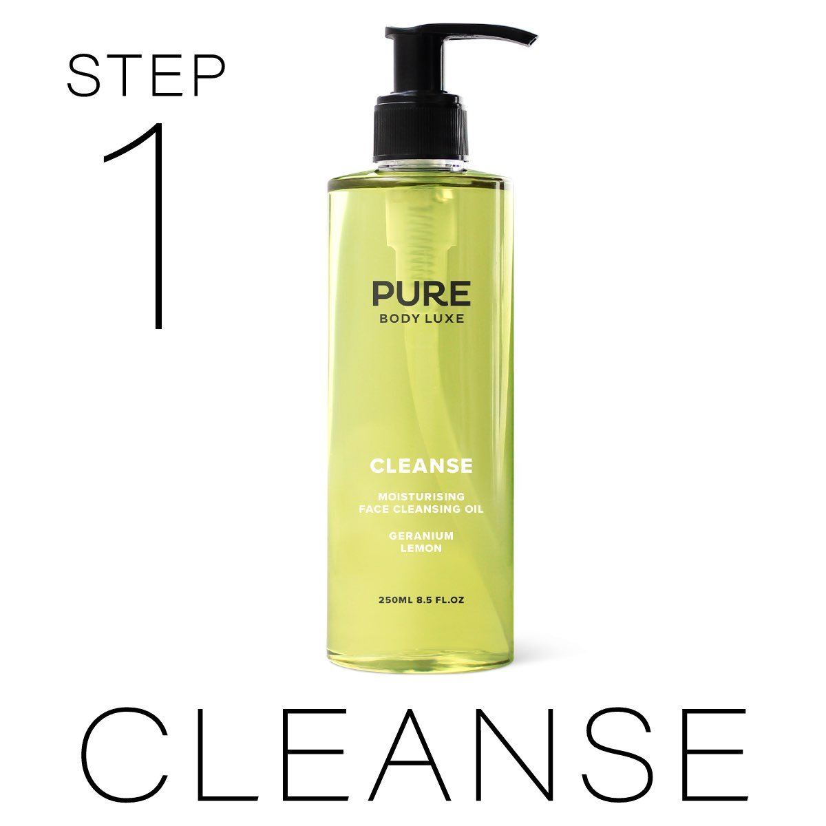 face cleansing oil