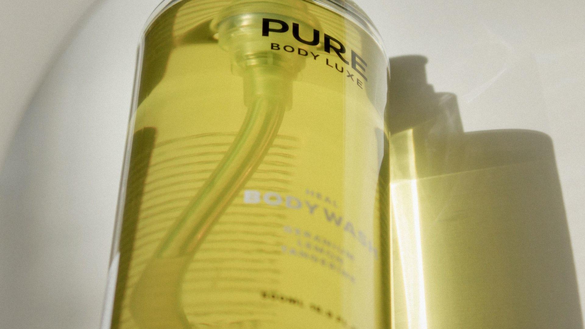 natural liquid body soap