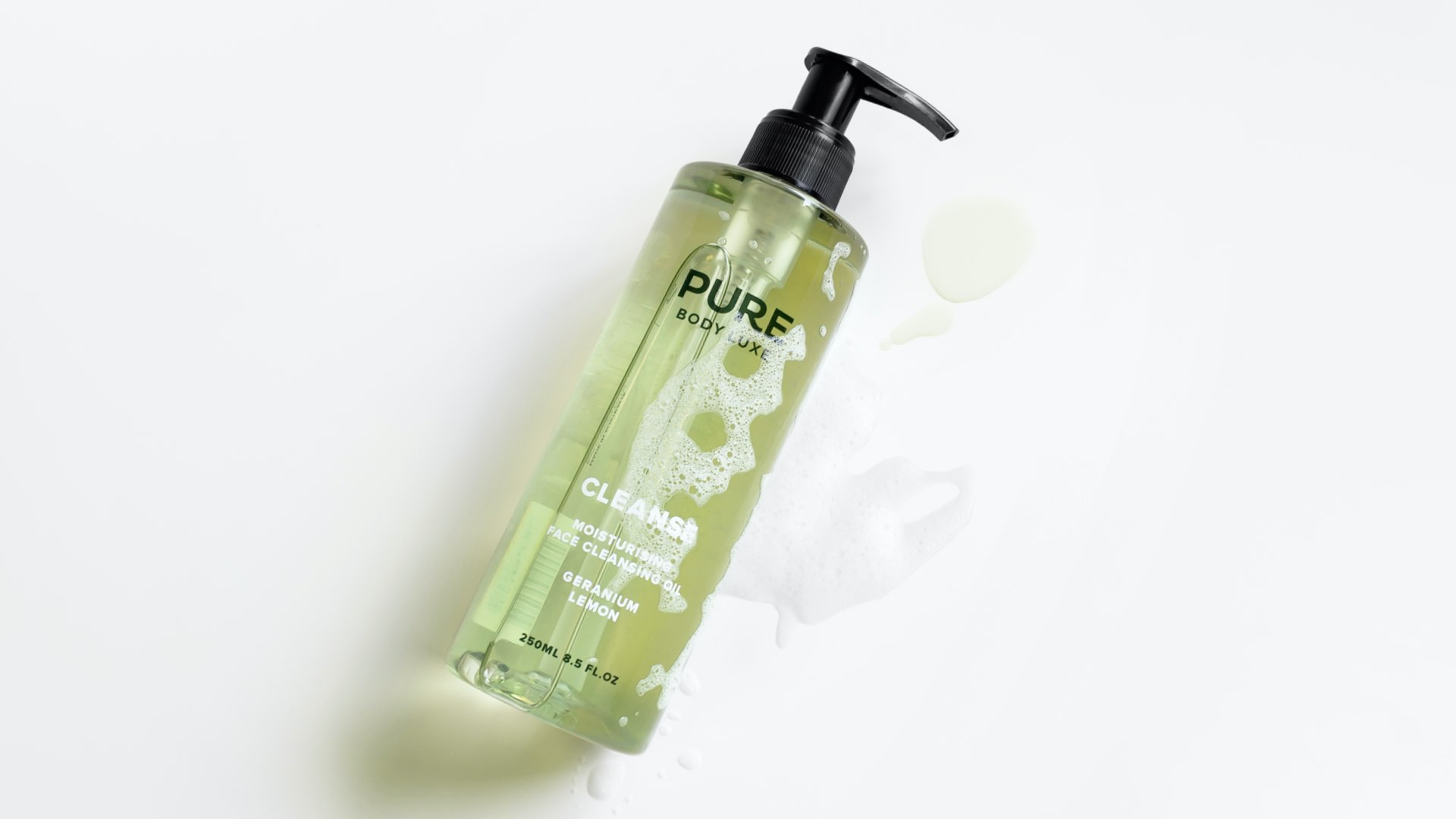 natural face cleansing oil
