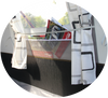 Camptech Atlantis DL - Seasonal Pitch Awning - FREE Storm Straps