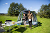 Coleman Meadowood 4 Blackout Tent - NEW for 2021 - Award Winning Black -Out Bedrooms