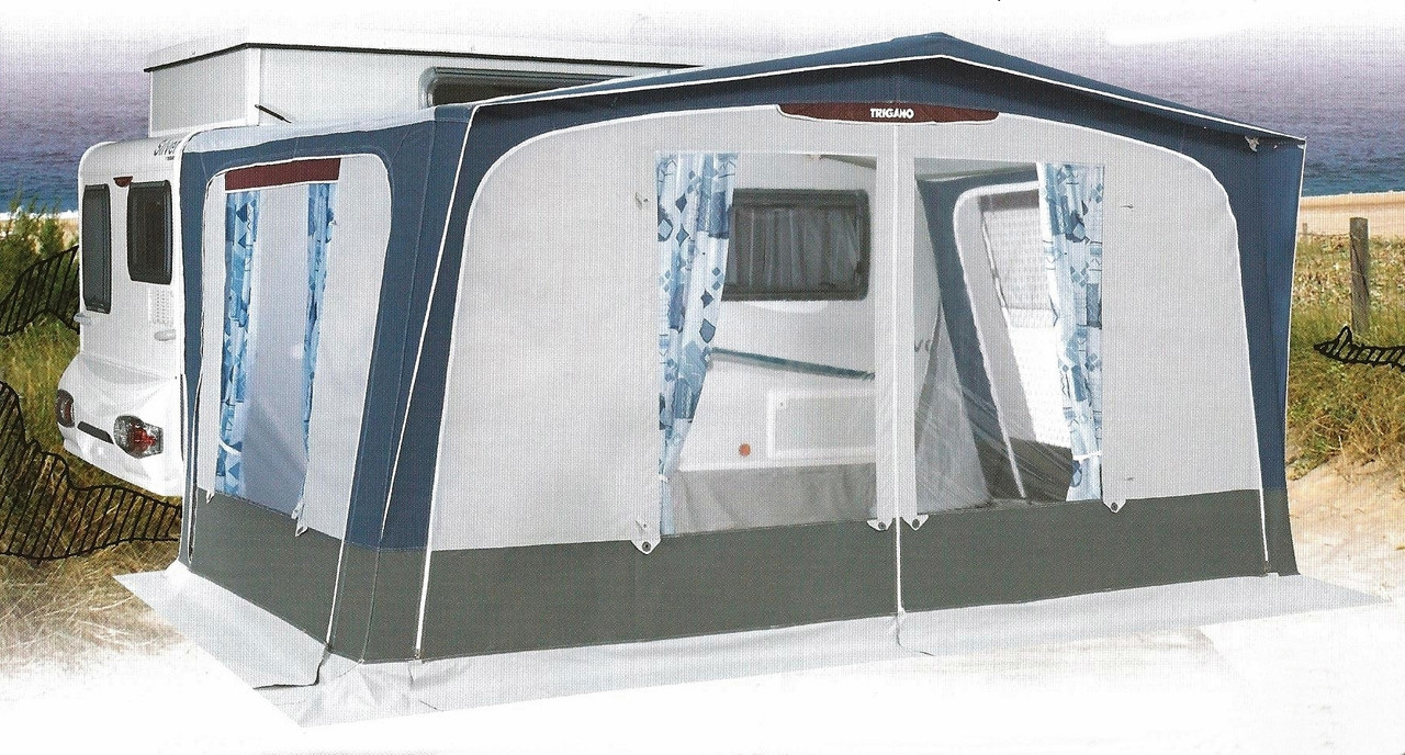 Awnings for Silver Pop-Top Caravans