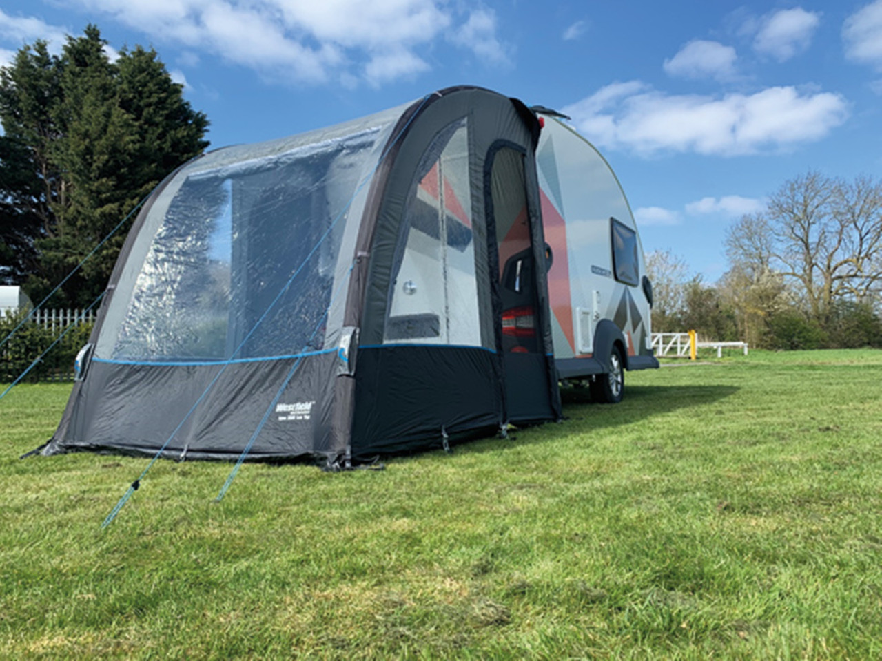 Westfield Lynx 200 Swift Basecamp Caravan Awning - OBI ...