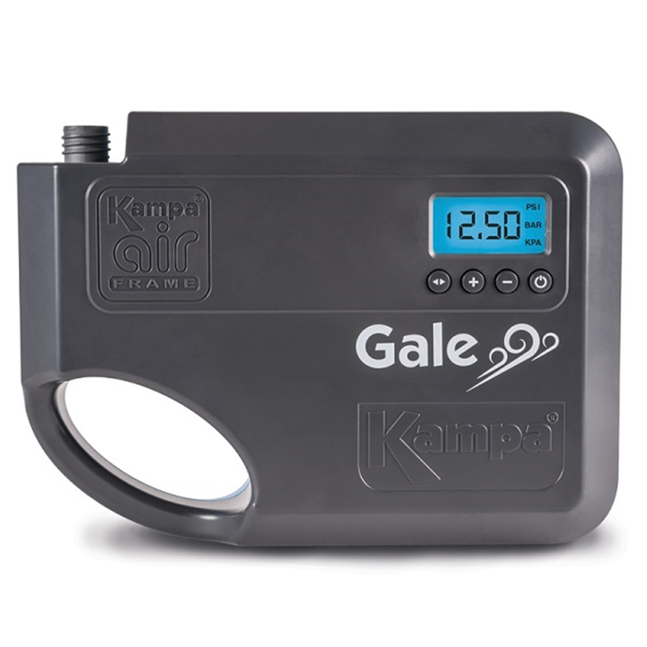 KAMPA GALE 12V AIR PUMP FOR AWNINGS TENTS AND INFLATABLES