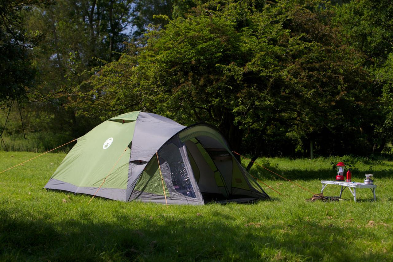 Coleman Universal Tarp Awning Tent Shelter