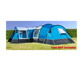 Royal Buckland 8 Tent Extension - New for 2018