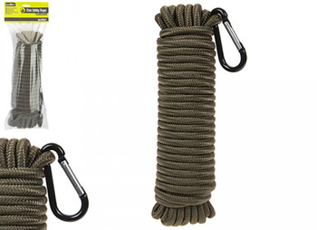 Summit 15m Utility Rope with Carabiner